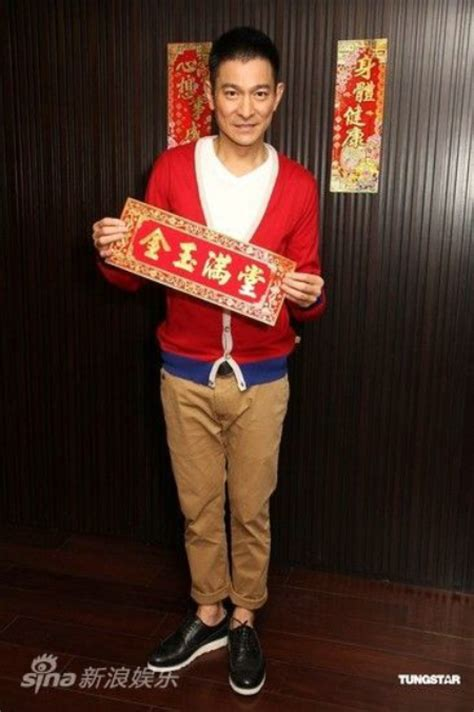 new year song andy lau andy lau admits marriage certificate comes to light o m g