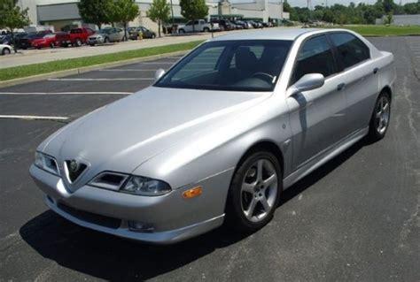 Alfa Romeo Sales In Usa by 2002 Alfa Romeo 166 Autodelta Bring A Trailer