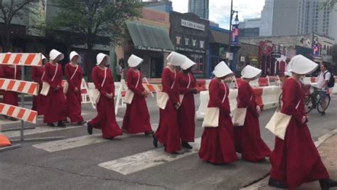 the handmaids tale york 1292138181 the handmaid s tale invades sxsw and reddit the mary sue