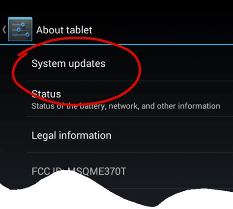 system update android how to update your android device geekitito