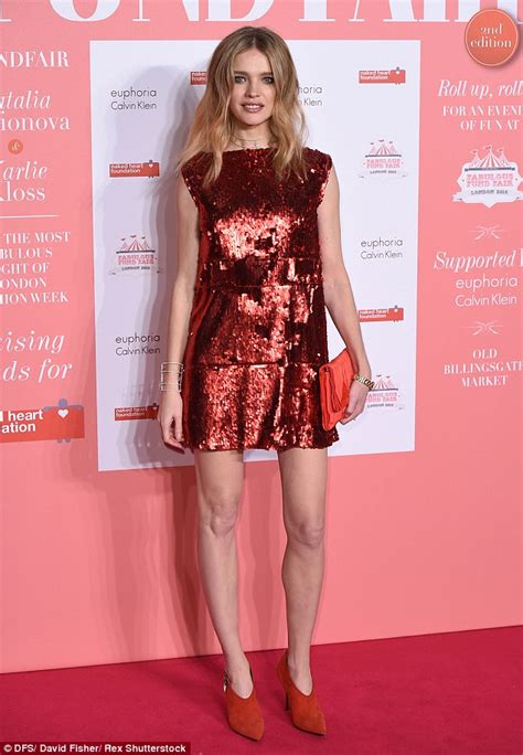 Nataliya Mini Dress karlie kloss suits up as she dons floral tailored two