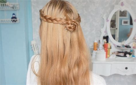 Hairstyles For Easy Back To School by 17 Easy Back To School Hairstyles Makeup Tutorials