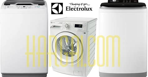 Mesin Cuci 2 Tabung Merk Electrolux Daftar Harga Mesin Cuci Electrolux Terbaru Agustus