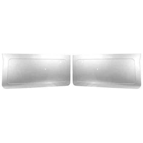 Aluminum Door Panels spectre 90104 aluminum door panels and handles for 64