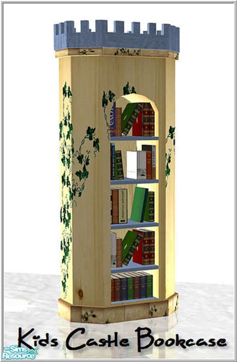 birgit43 s castle bookcase