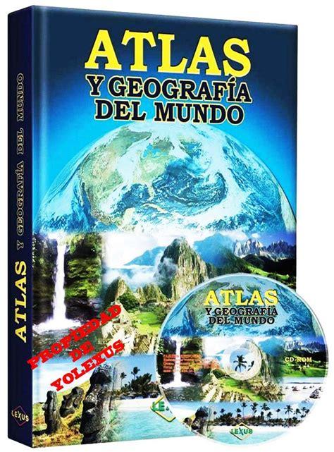 libro atlas del mundo libro atlas y geografia del mundo original s 74 00 en mercado libre