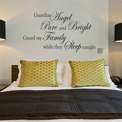 Bedroom Wall Quote Stickers Uk Bedroom Wall Decals Quotes Quotesgram