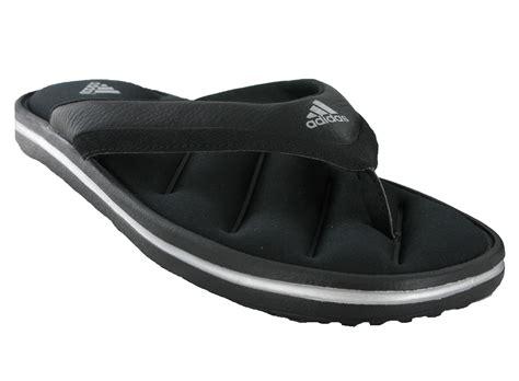 Adidas Flip Flop adidas fitfoam zeitfrei mens flip flop sandals
