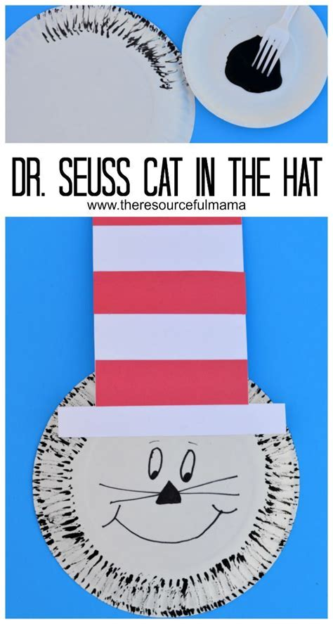 cat in the hat crafts for 1000 images about dr seuss on pool noodle