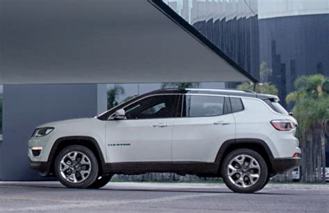 New Jeep Compass 2017 Jeep Compass Revealed Looks Like A Smaller Grand