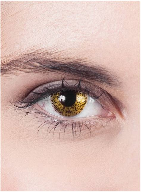 %name Halloween Colored Contacts   Party Green Big Eyes Contact Lenses (Pair)