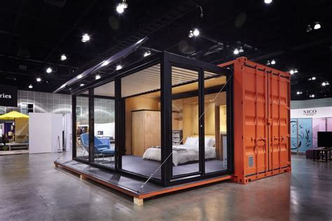 15 Awesome Shipping Container Hunting Cabins   Legendary