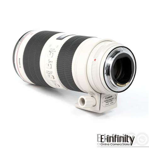 Lens Ef 200mm F 2 8 L Ii Usm canon 70 200mm f 2 8 l is ii usm ef lens 70 200 f2 8 ii