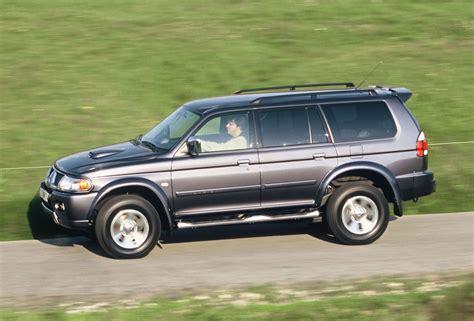 mitsubishi shogun 1998 mitsubishi shogun sport station wagon 1998 2006 photos