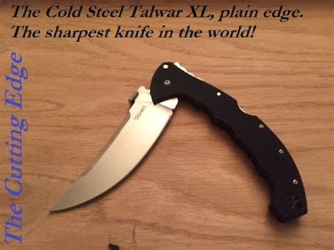 sharpest folding knife the sharpest knife in the world
