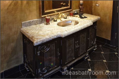 Bathroom Granite Countertops Ideas | bath ideas design bookmark 13589