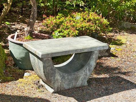 japanese stone bench japanese bench cast artifacts uniquely terrific garden art