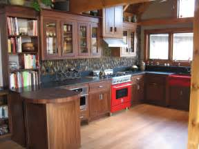 Hgtv Kitchen Backsplash Beauties walnut wood kitchen countertop with sink by grothouse