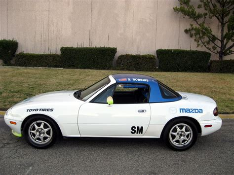 mazda miata track car for sale 1991 mazda miata spec track car sold 1991 mazda miata