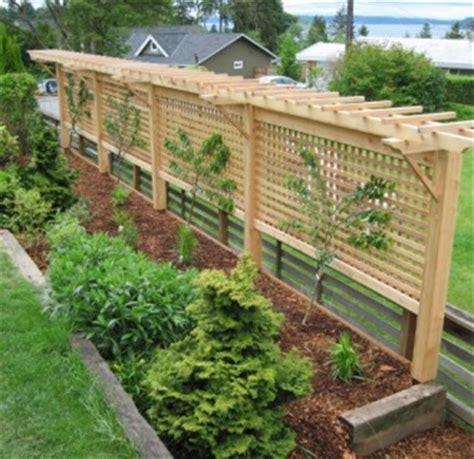 bamboo garden trellis ideas 20 interesting garden trellis