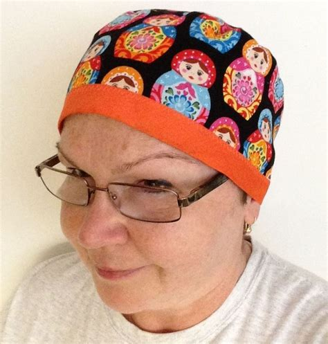 Scrub Larissa want a printable pattern email me at larissa fontenot gmail scrub cap for a surgeon