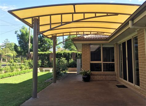 Open Carports cantilever structures pioneer shade structures