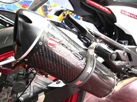 Anti Crash Pelindung Knalpot 10cm knalpot ogah lecet pakai saja piranti anti crash gilamotor