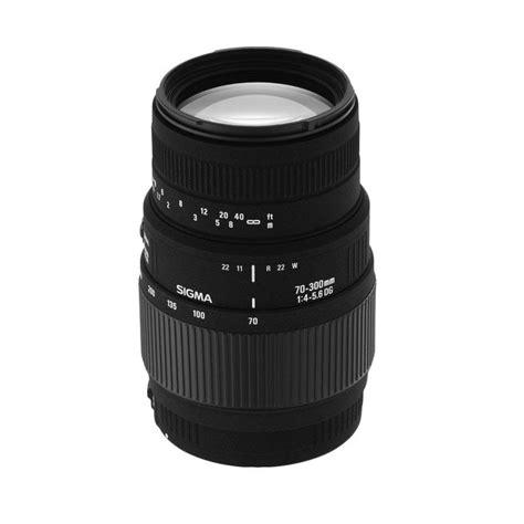 Baru Lensa Sigma 70 300mm For Nikon jual lensa sigma 70 300 cek harga di pricearea