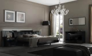 home design grey theme impressive luxurious bedroom design from evinco decobizz com