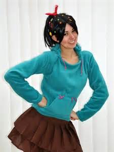 Vanellope Von Schweetz Costume Cosplay On Sugar Rush Fan Club Deviantart