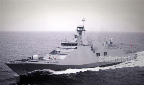 alutsista alat utama sistem senjata kapal patroli kawal rudal 105m pkr sigma 10514