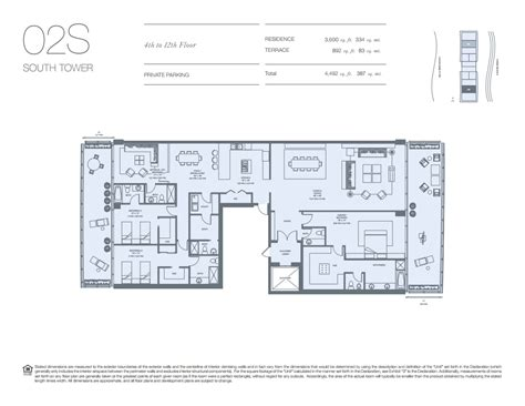 oceana key biscayne floor plans oceana key biscayne condos for sale rent floor plans