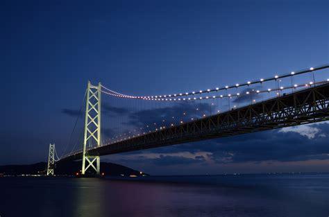 imagenes de japon de noche fondos de pantalla jap 243 n puentes noche ciudades descargar