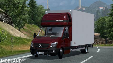 download game euro truck simulator 2 bus mod indonesia mercedes benz sprinter izoterma v2 0 mod for ets 2