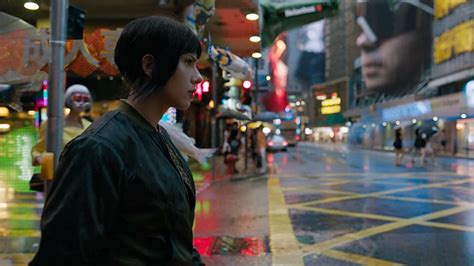 film action hongkong in pictures live action ghost in the shell movie turns