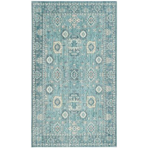 3 ft rug safavieh valencia alpine multi 3 ft x 5 ft area rug
