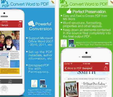 convert pdf to word document on ipad how to convert word to pdf file in iphone ipad best apps