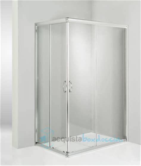 box doccia 70x110 box doccia angolare porta scorrevole 70x110 cm trasparente