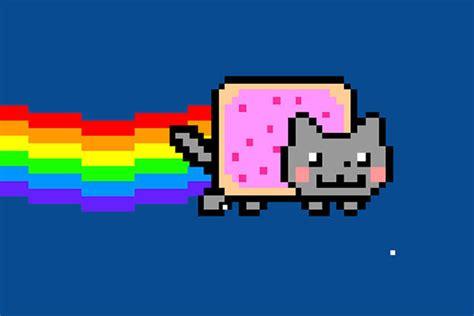 Meme Nyan Cat - nyan cat animal planet