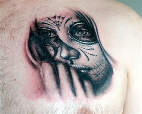 tattoo pain the next day day of the dead the dead and tattoos and body art on