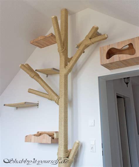 katzen kratzbaum kletterwand  katze katzen katzen