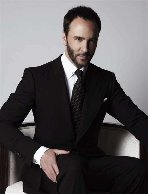 Tom Ford Named Chairman Of The Council of Fashion