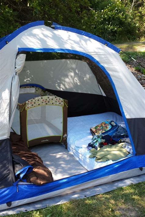 road trip camping checklist  packing  moms