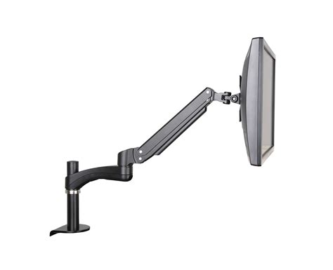 gas desk mount gsa12 gas desk mount lcd monitor stand w vesa