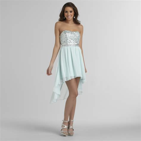 Reasons To Shop For Your Prom Dress At Davids Bridal by As U Wish Junior S High Low Prom Dress Sequins Shop