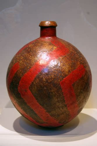 decorative arts and crafts definition bottle tswa peoples rwanda early mid 20th century cera