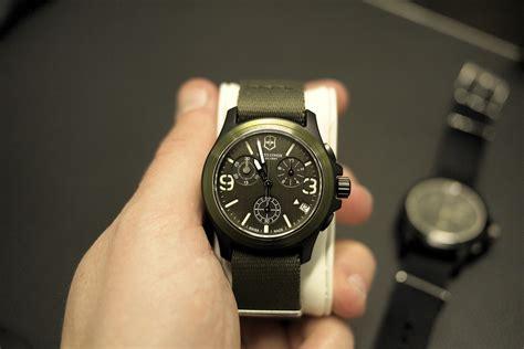 Swiss Army Ori 9028 Blackgrey Original professional watches wristwatch news and reviews the victorinox swiss army original chronograph