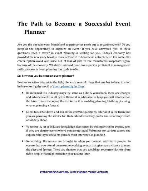 event planner services event planning services event planners venue contracts