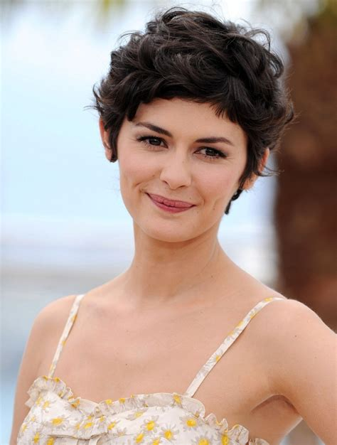 how to get audrey tautous pixie cut audrey tautou messy cut short hairstyles lookbook