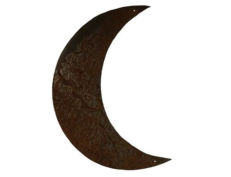 metal yard smw541 custom metal yard garage crescent moon